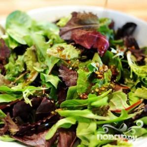 Мясной салат - фото шаг 21
