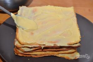 """Торт """"Наполеон"""" домашний - фото шаг 10"""