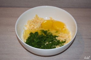 Пирог из лаваша с сыром в духовке - фото шаг 3