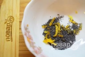 Блины с лимоном и рикоттой - фото шаг 2