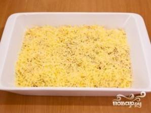 Картофель, запеченный с сыром - фото шаг 4