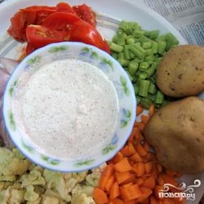 Овощная Курма - фото шаг 2