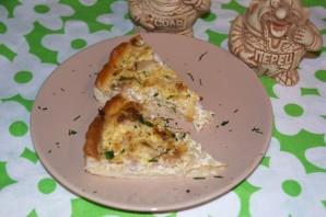 Капустный пирог в духовке - фото шаг 6