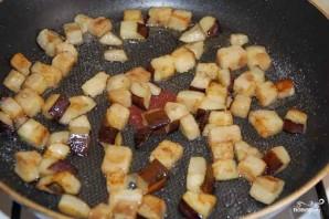 Жаркое в горшочках по-вегетариански - фото шаг 1