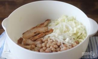 Салат из мяса курицы - фото шаг 4