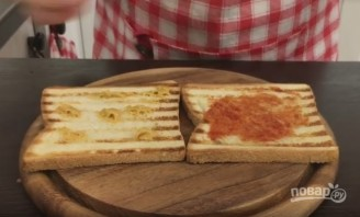 Вкуснейшие сэндвичи дома - фото шаг 3