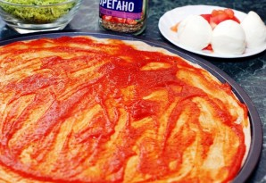 Пицца классическая рецепт - фото шаг 2