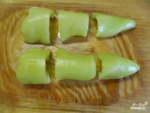 Омлет с болгарским перцем - фото шаг 4