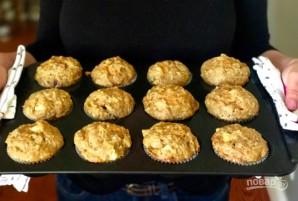 Маленькие кексы в формочках - фото шаг 4