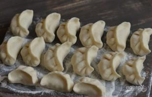 Украинские вареники с картошкой - фото шаг 6