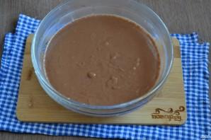 Шоколадный торт с вишней - фото шаг 5