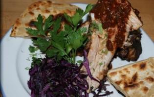 Ребрышки барбекю, запеченные в духовке - фото шаг 9