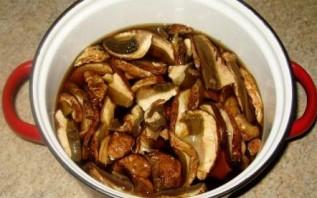 Суп из белых грибов сушеных - фото шаг 1