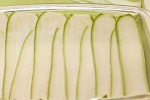 Запеканка мясная с кабачками - фото шаг 2
