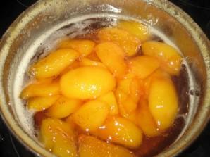 Варенье из персиков на зиму - фото шаг 6