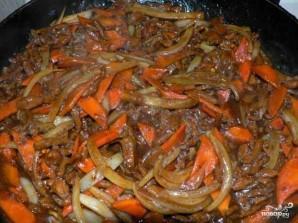 Мясо по-азиатски - фото шаг 8