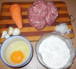 Котлеты с морковью - фото шаг 1