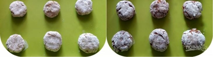 Коричное печенье по Дюкану - фото шаг 3