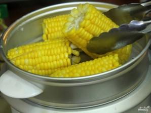 Кукуруза на пару - фото шаг 4