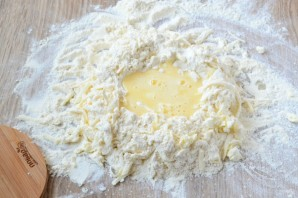 Слоеное тесто быстрого приготовления - фото шаг 4