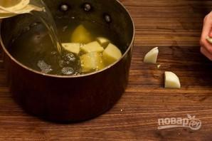 Суп диетический из сельдерея - фото шаг 7