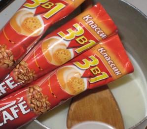 Кофейные маффины на кефире - фото шаг 1