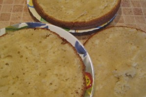 Торт на день рождения девочке 4 года - фото шаг 3
