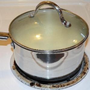Сырный суп с брокколи - фото шаг 8