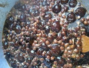 Варенье из инжира с орехами - фото шаг 3