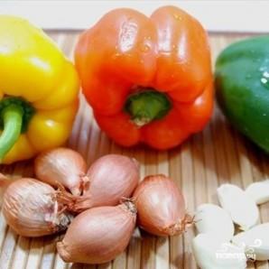 Баранина с овощами в тажине - фото шаг 1