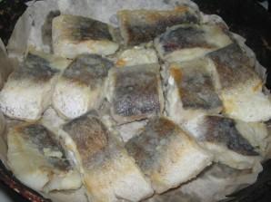 Рыба, запеченная с кабачками - фото шаг 6