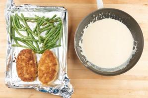Куриная грудка в горчице и сухарях - фото шаг 5