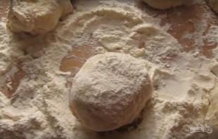 Пироги со сметаной - фото шаг 5