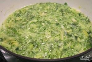 Суп из кабачков и брокколи - фото шаг 6