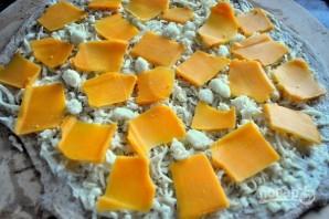 "Пицца ""4 сыра"" - фото шаг 3"