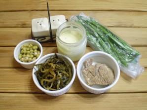 Диетический салат из морской капусты - фото шаг 1