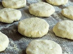 Сырники из адыгейского сыра - фото шаг 5