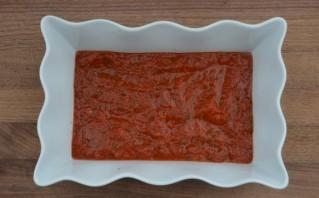 Баклажаны в кляре с сыром - фото шаг 5