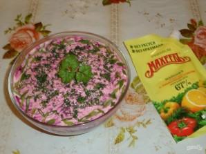 "Салат ""Новогодний традиционный"" - фото шаг 14"