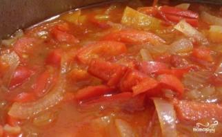 Лечо из болгарского перца - фото шаг 5