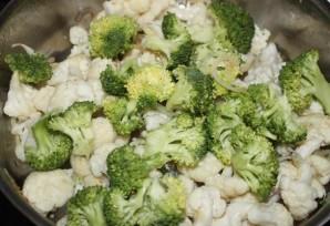 Овощное рагу с цветной капустой - фото шаг 3