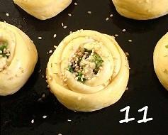 Пирожки Розочки - фото шаг 11