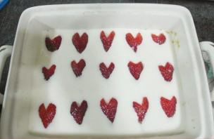 Торт с желе и бисквитом - фото шаг 3