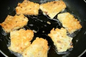 Конверты из лаваша с сыром - фото шаг 6
