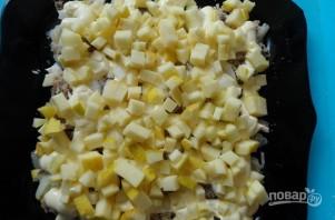 Рецепт рыбного салата - фото шаг 3