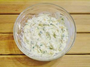 Салат из творога с зеленью - фото шаг 6
