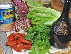 Итальянский овощной салат - фото шаг 1
