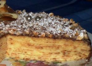"""Торт """"Крепвиль"""" - фото шаг 4"""