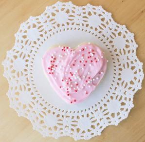 Печенье на 14 февраля - фото шаг 9