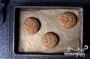 Овсяное печенье с глазурью - фото шаг 3